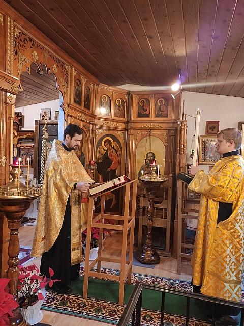 Skete Liturgy 2